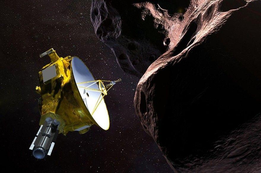Un vaisseau de la NASA en passe de photographier le monde le plus lointain jamais atteint