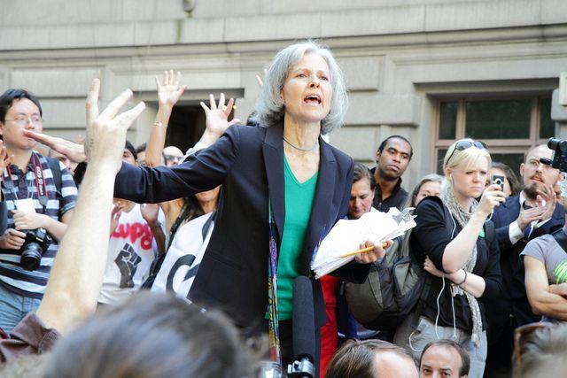 Gary Johnson n'a pas d'expérience politique : il est, au contraire, beaucoup plus qualifié que Jill Stein puisqu'il a été gouverneur de l'Etat du Nouveau-Mexique de 1995 à 2003. Jill Stein a l'expérience d'avoir été candidate à la présidentielle en 2012.