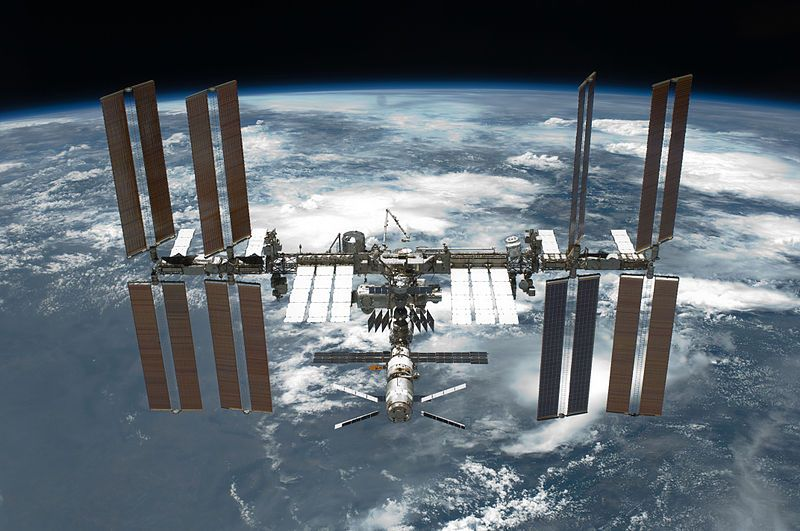 Station spatiale internationale : elle sera exploitée jusqu'en 2024