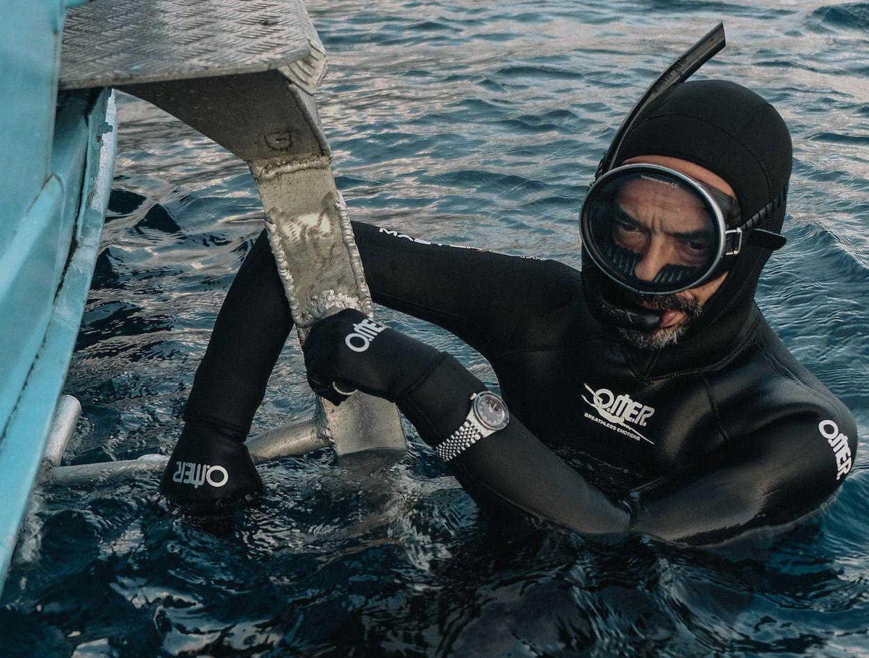 Un retour aux sources pour une montre de plongée inspirée par celles des pionniers dans les années 1950…