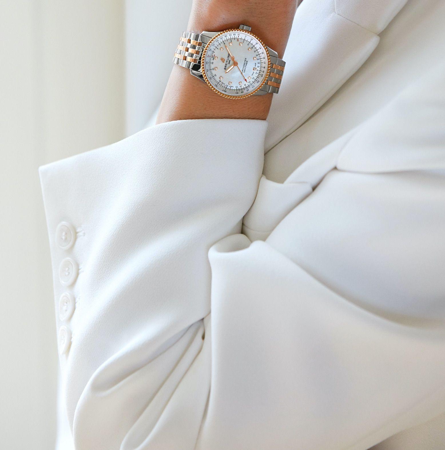 Quand les femmes peuvent tenter l'aventure et quand les horlogers ont du coeur : c'est l'actualité toujours confinée des montres