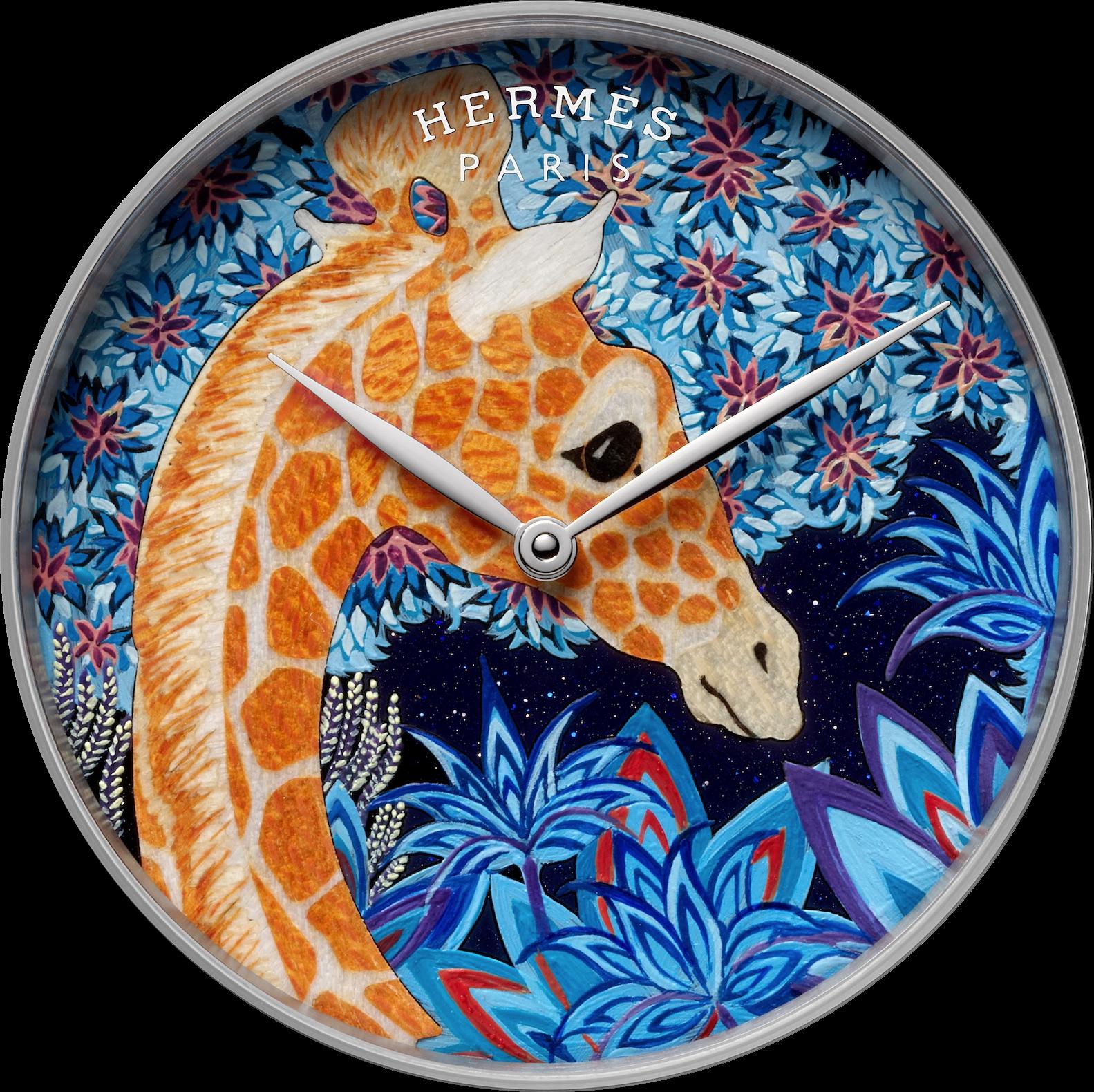 Un grand format d'affichage pour le chronographe le plus subtil du marché…