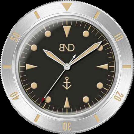 À la manière des icônes de l'âge d'or, à un prix qui permet tous les caprices (BND)…
