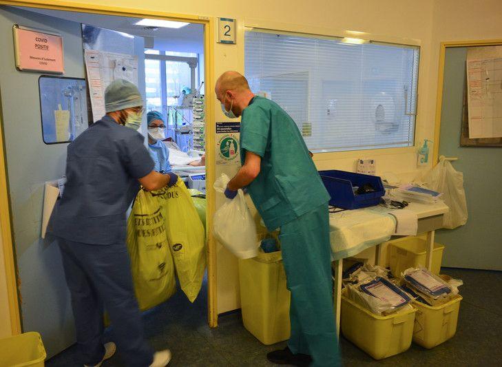 La capacité hospitalière : le nerf de la guerre. Quels sont les vrais chiffres de l'hôpital en France ?