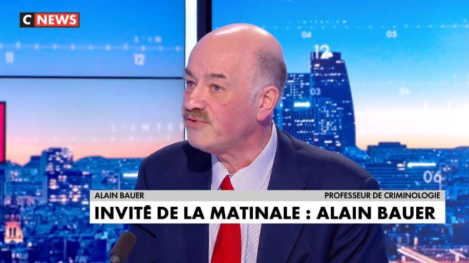 """Alain Bauer : """"Les policiers considèrent les magistrats comme laxistes et les magistrats les considèrent comme fascistes"""""""