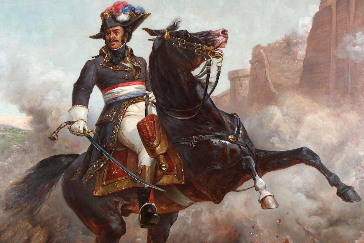 L'autre Dumas : premier général africain