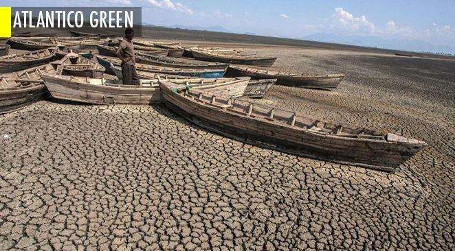 Coup de chaud sur le Tchad : il n'y pas que des pays aux côtes menacées par la montée des mers qui vont trinquer...