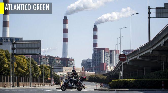 Investir massivement sur la transition écologique dans les pays qui polluent le plus pourrait-il représenter une bouée de sauvetage pour la croissance mondiale ?