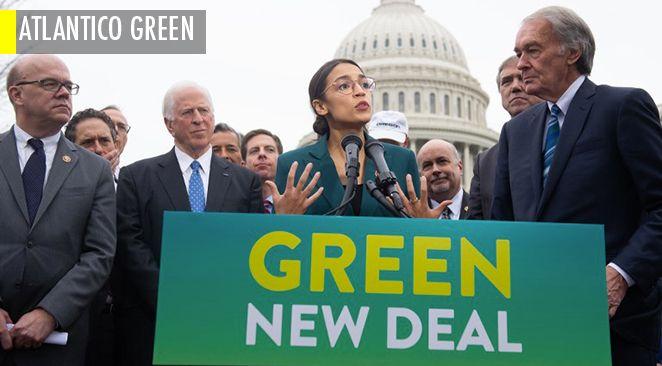 Sauver la planète tout en augmentant la protection sociale : pourquoi le Green New Deal américain est politiquement et économiquement irréalisable