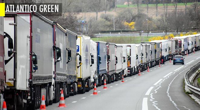 Les autoroutes électriques : une solution pour lutter contre les émissions de CO2 ?