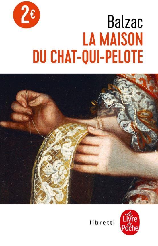 Balzac La Maison du chat qui pelote