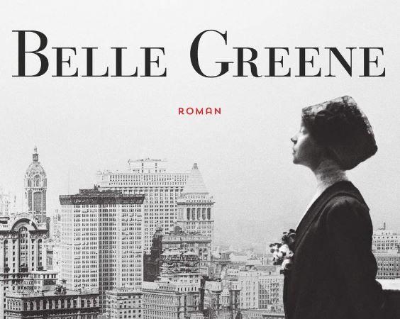 """Le roman d'Alexandra Lapierre, """"Belle Green"""", a été publié aux éditions Flammarion."""