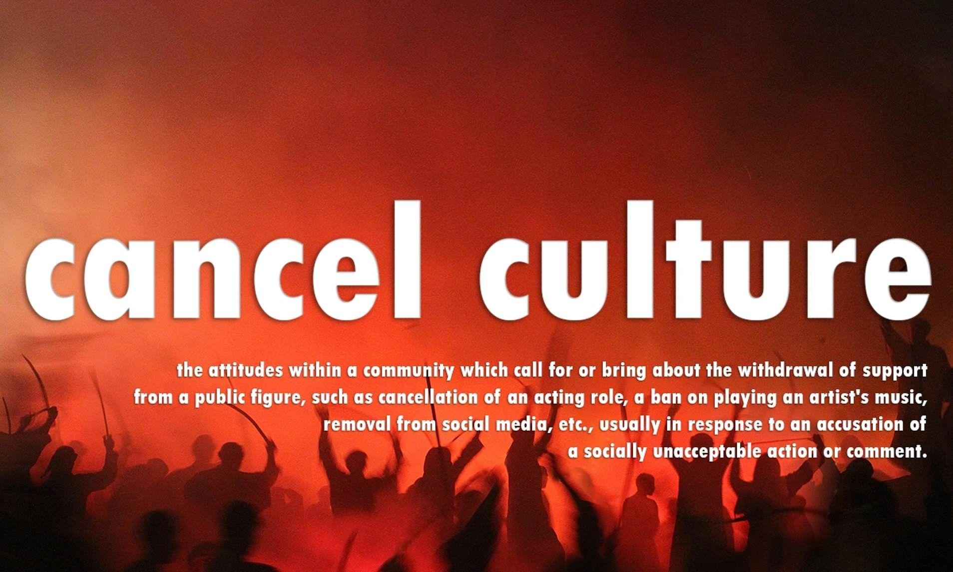 cancel culture social justice warriors guérilleros de la justice sociale