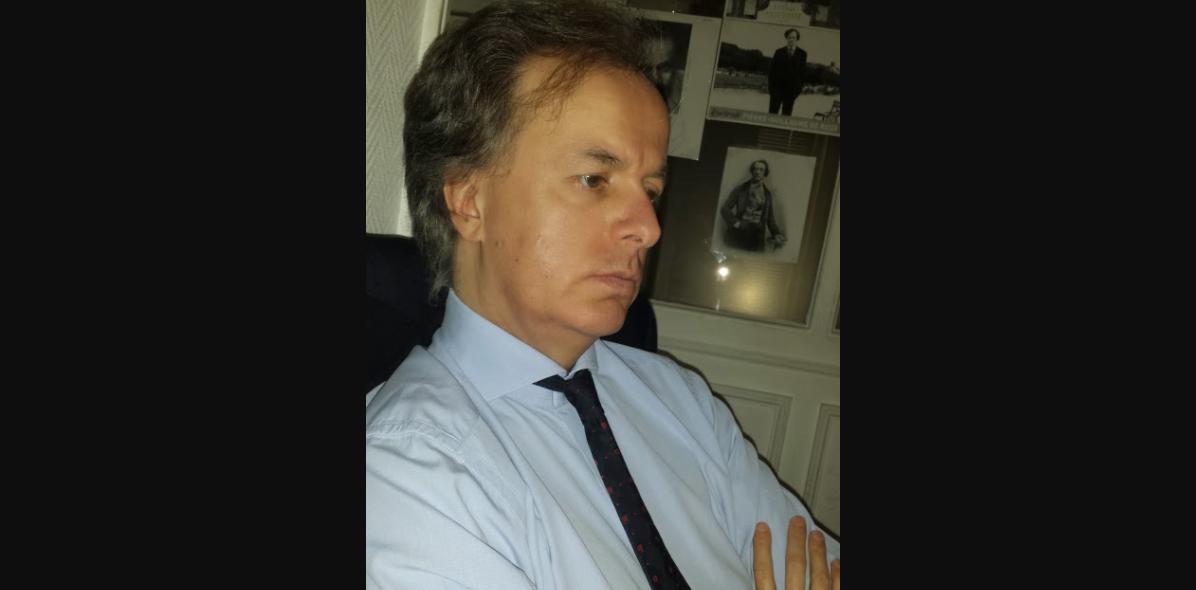 L'éditeur Pierre-Guillaume de Roux