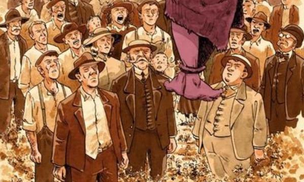"""""""Ils ont tué Léo Frank"""" : Une histoire méconnue à (re) découvrir absolument"""