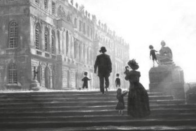 """""""Le château de mon père, Versailles ressuscité"""" : Un homme et un château ? La plus puissante des histoires d'amour ?"""