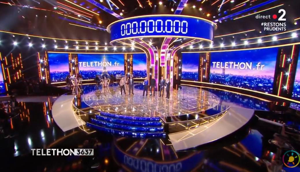 Téléthon : la collecte en très forte baisse, avec 58,29 millions d'euros de dons