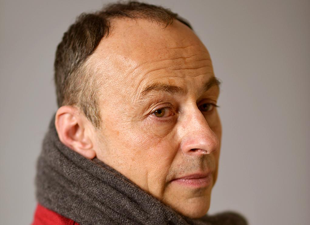 L'auteur Claude Arnaud.