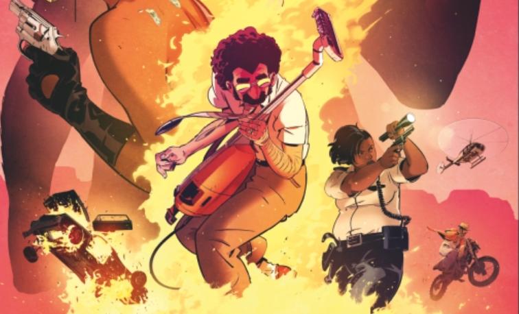 """""""Il faut flinguer Ramirez Acte 2"""" : Le Pulp Fiction de la BD ! OVNI jubilatoire et déjanté !"""