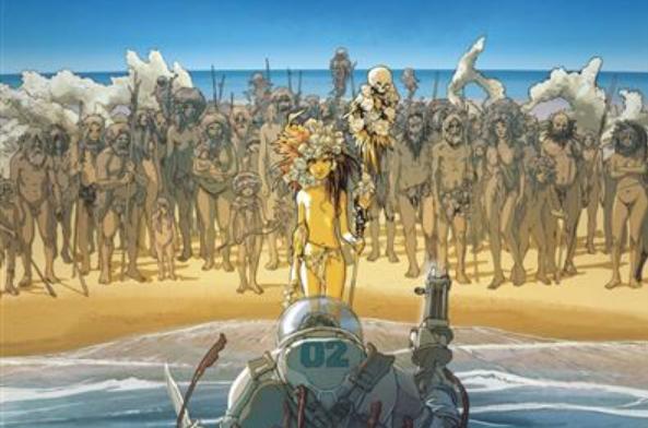 """""""Inhumain"""" : De la bande dessinée à grand spectacle, mais..."""