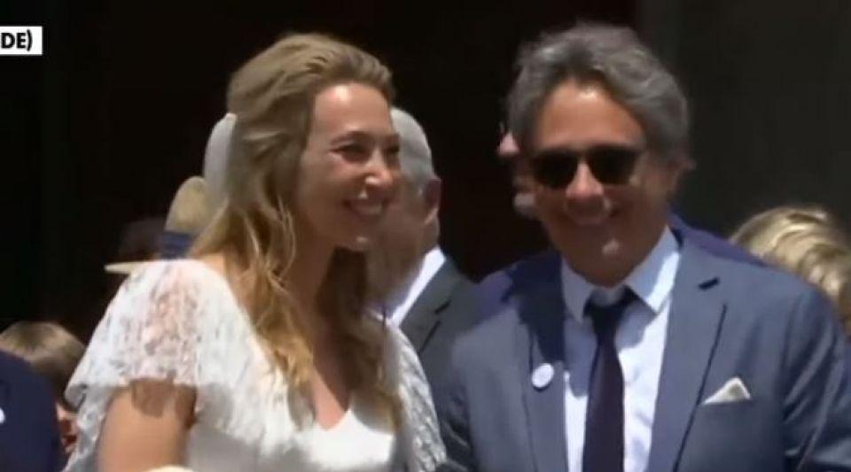 Laura Smet a épousé Raphaël Lancrey-Javal au Cap Ferret