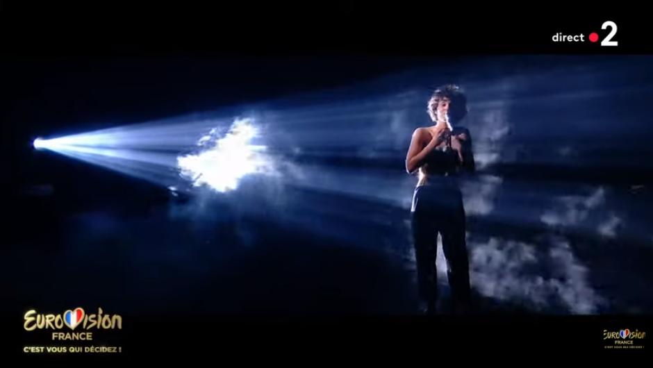"""Eurovision : Barbara Pravi représentera la France avec le morceau """"Voilà"""""""