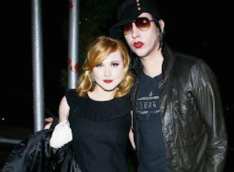 Evan Rachel Wood sort du silence et accuse à son tour Marilyn Manson d'abus sexuels