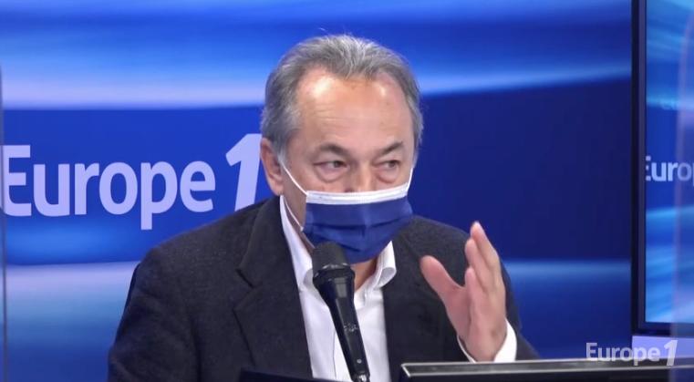Gilles Kepel Europe 1 religion monde arabe Covid-19