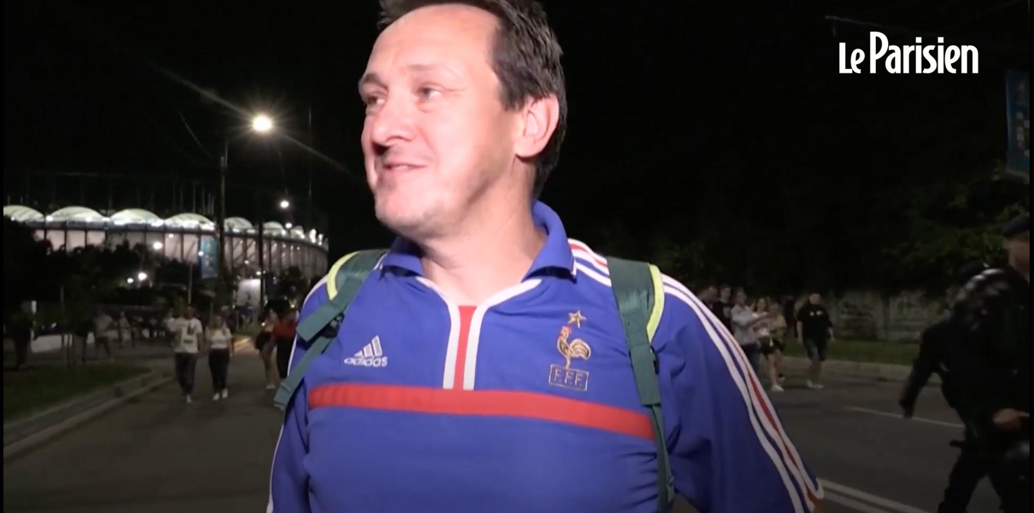 Après la défaite de la France à l'Euro 2020, les supporters des bleus inconsolables
