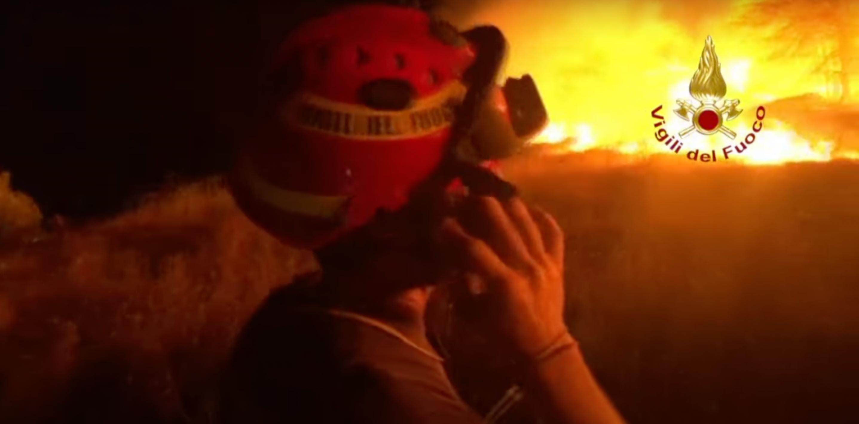 L'Europe du sud et le pourtour méditerranéen en proie à des feux violents