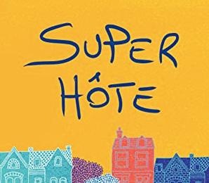 """Kate Russo a publié """"Super Hôte"""" aux éditions Quai Voltaire La table ronde."""