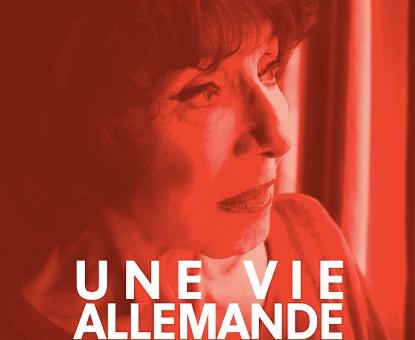 """""""Une vie allemande"""" de Christopher Hampton, tiré de la vie et des témoignages de Brunhilde Pomsel et mis en scène par Thierry Harcourt, est à découvrir au Théâtre de Poche-Montparnasse."""