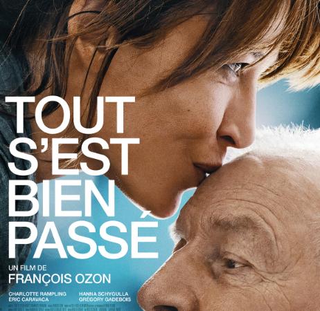 """""""Tout s'est bien passé"""", le nouveau film de François Ozon avec André Dussollier et Sophie Marceau, est à découvrir dans les salles de cinéma ce mercredi 22 septembre."""
