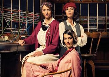 """""""La ligne rose"""" de Odile Blanchet, Bérénice Boccara et Sana Puis est à découvrir au Théâtre Le Lucernaire."""