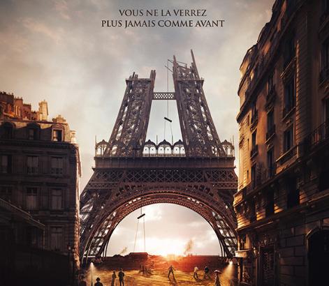 """""""Eiffel"""" de Martin Bourboulon est à découvrir dans les salles de cinéma à partir de ce mercredi 13 octobre."""