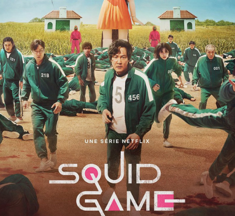 """Squid Game"" de Hwang Dong-hyeok est à découvrir sur Netflix."