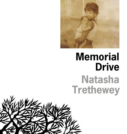 """""""Memorial Drive"""" de Natasha Trethewey a été publié aux éditions de l'Olivier."""