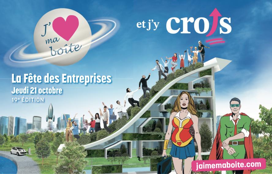 La 19ème édition de la Fête des Entreprises est organisée ce jeudi 21 octobre.