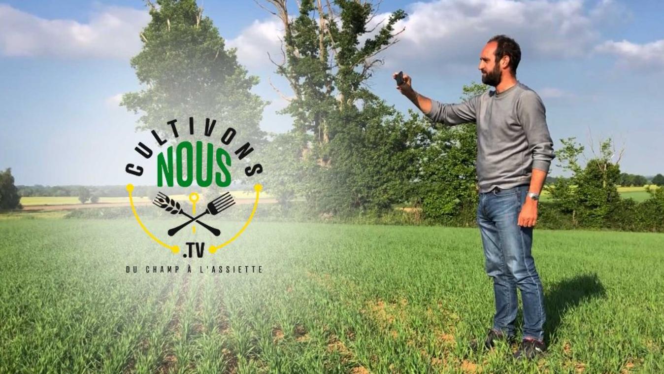 CultivonsNous.tv, le Netflix de l'agriculture et de l'alimentation