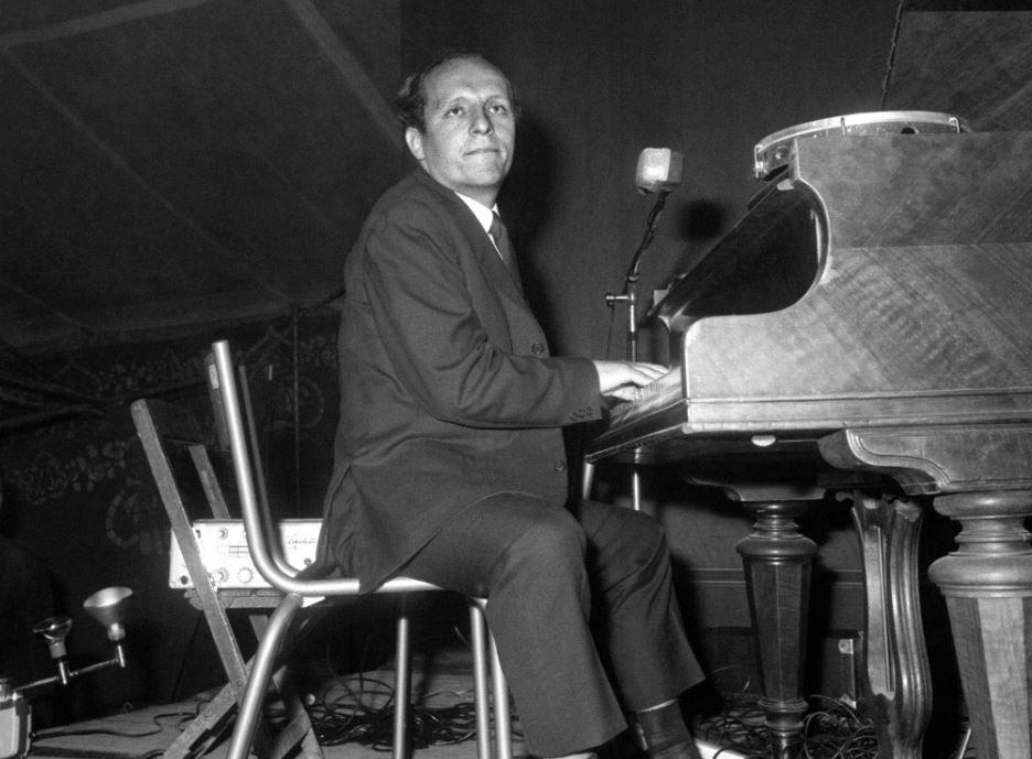 Claude Bolling musicien