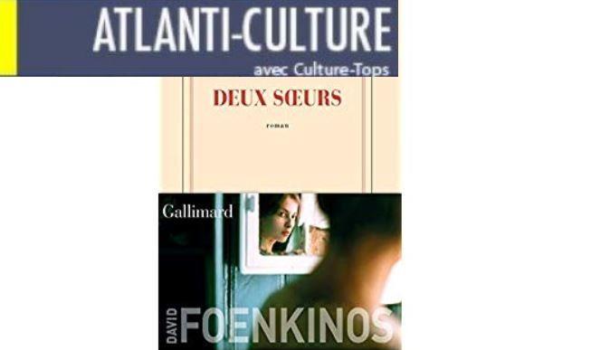 """Deux Soeurs"" de David Foenkinos : un bon Foenkinos, mais pas le meilleur"