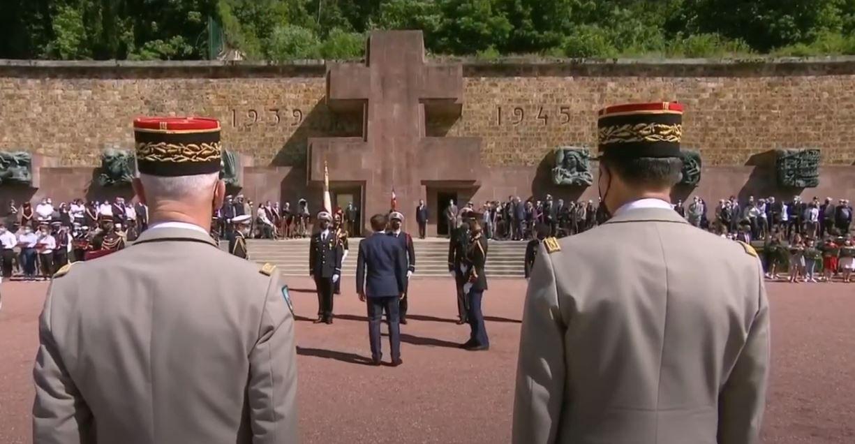 Emmanuel Macron Appel du 18 juin