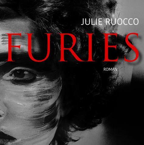 """Julie Ruocco a publié """"Furies"""" aux éditions Actes Sud."""