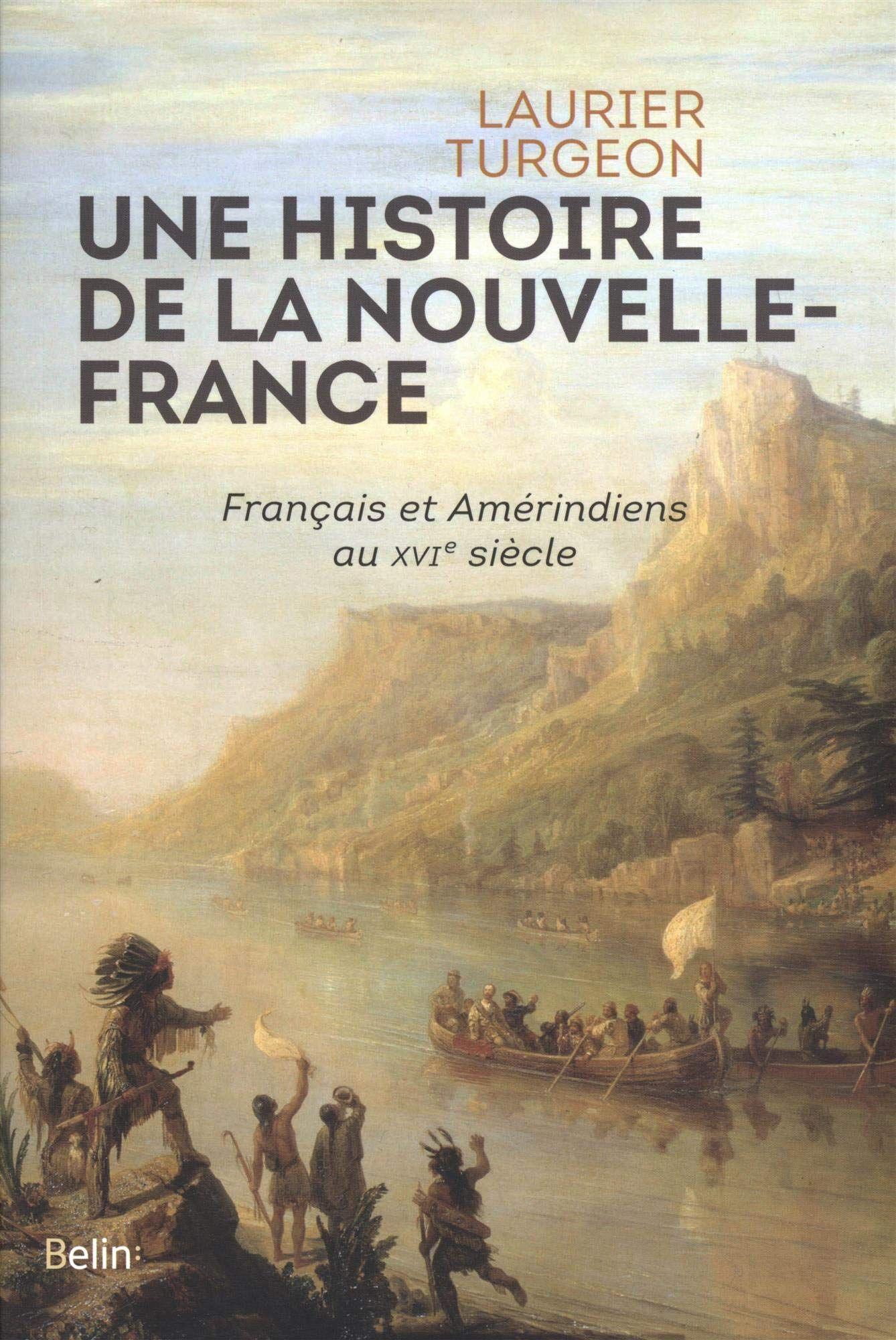 Amérindiens et français: premiers contacts
