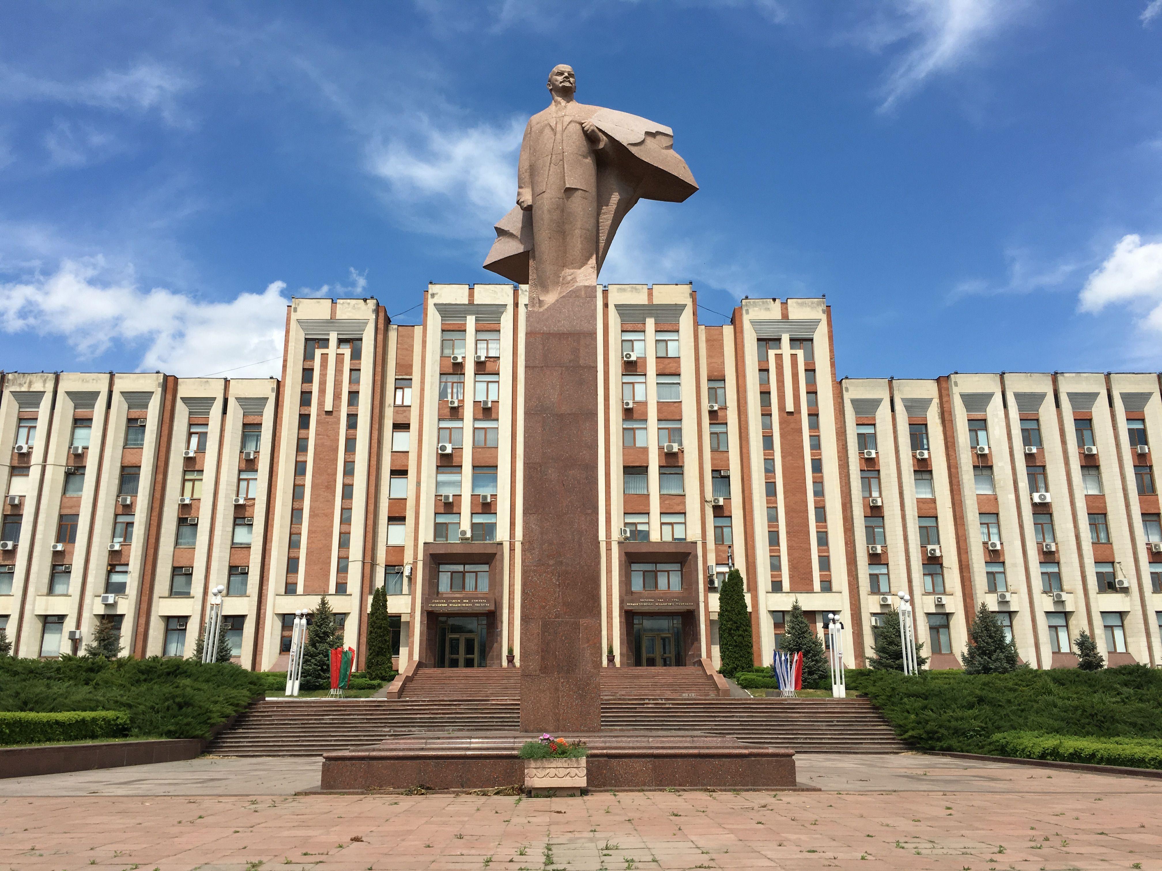En Transnistrie, les regrets de la période soviétique sont vivaces.