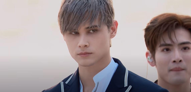 Lelush, un jeune candidat de téléréalité de nationalité russe, est devenu une véritable star sur les réseaux sociaux chinois.