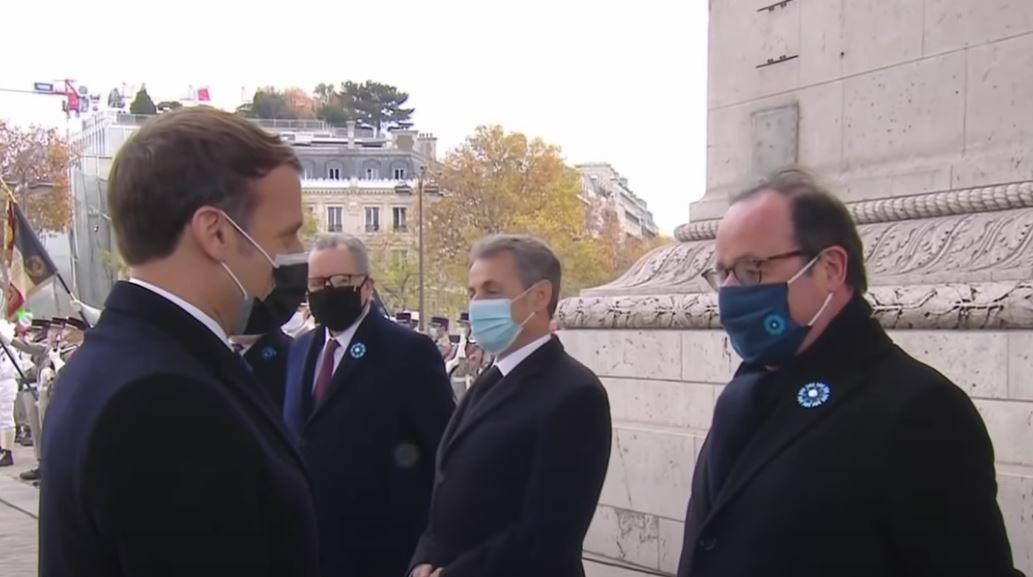 """François Hollande à Emmanuel Macron : """"Ça va ? C'est pas trop dur en ce moment ?"""""""