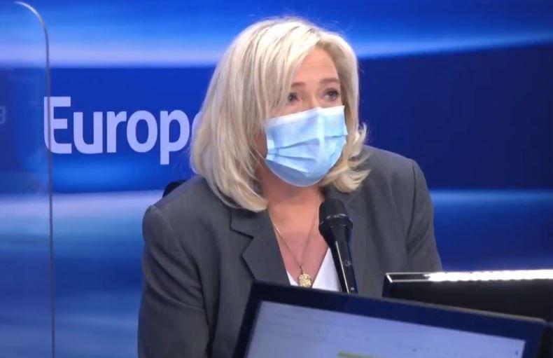 Marine Le Pen était l'invitée de la matinale d'Europe 1 ce mardi 2 mars. Elle s'est exprimée sur l'insécurité et sur l'absence de réponses de la part du gouvernement sur ce dossier.