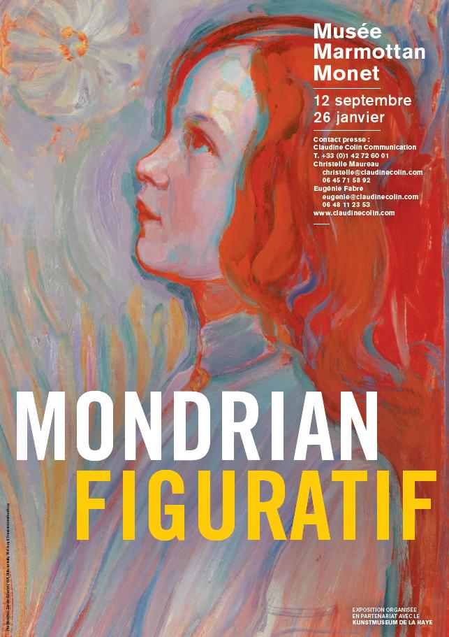 """Exposition """"Mondrian figuratif"""" au Musée Marmottan Monet : un """"autre"""" Mondrian !"""