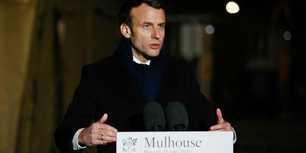 Emmanuel Macron à Mulhouse : prétention sémantique, arrogance politique